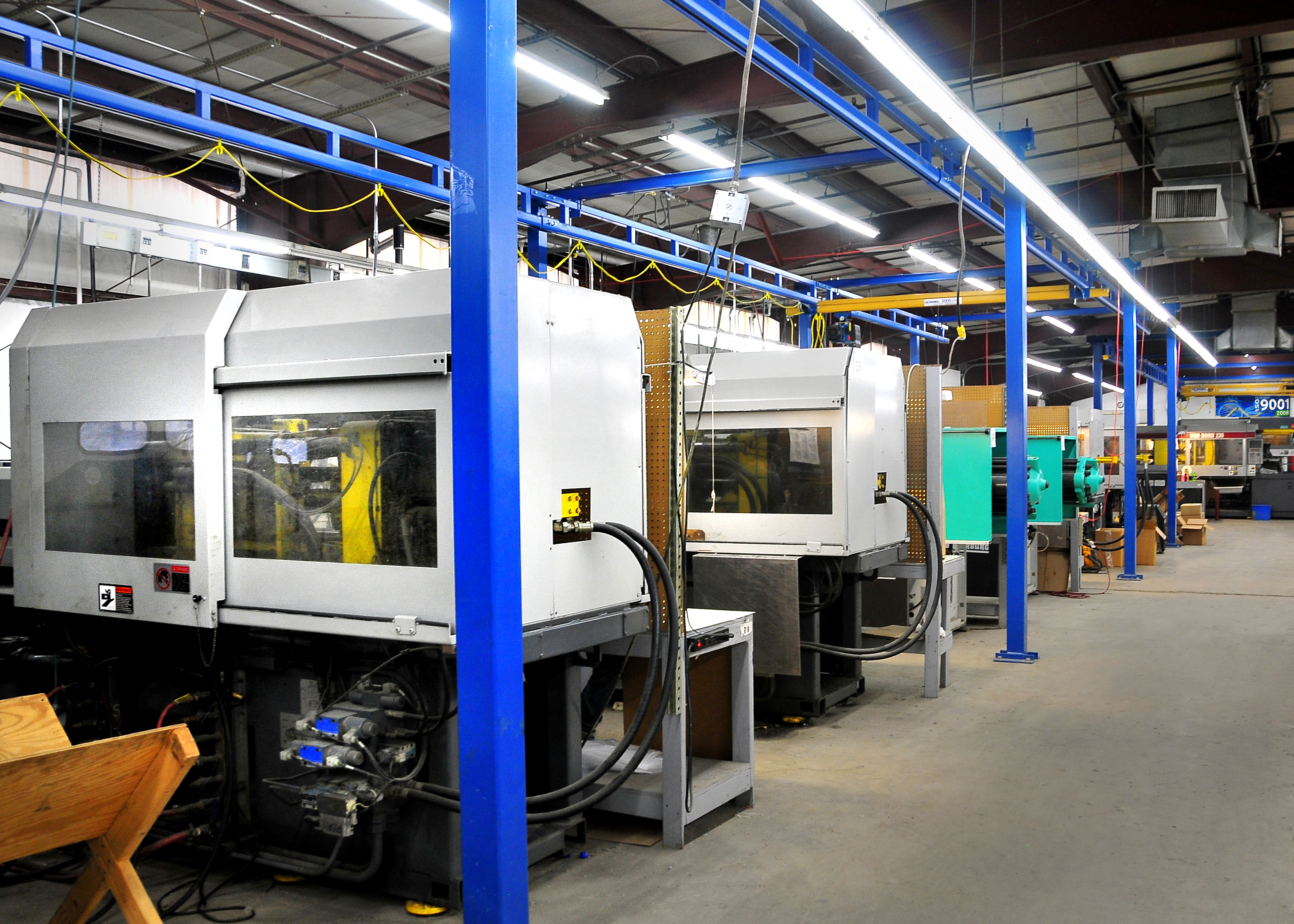 project management new manufacturing facility Download our project management plan template  this project will result in the development of new voice recognition software and supports tsi's corporate.